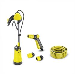 Комплект с насосом для полива из бочки Karcher BP 1 Barrel Set