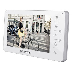 Видеодомофон Tantos Amelie HD White